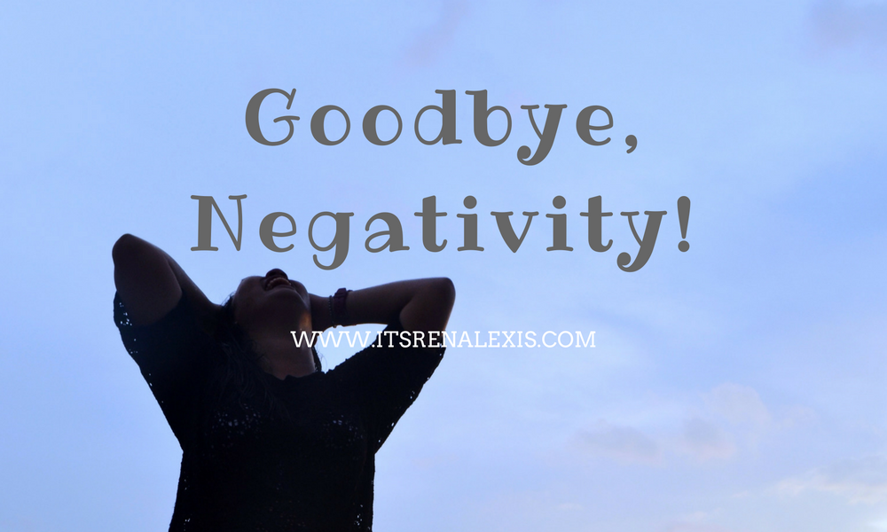Cut out all the negative people in your life and see the results!