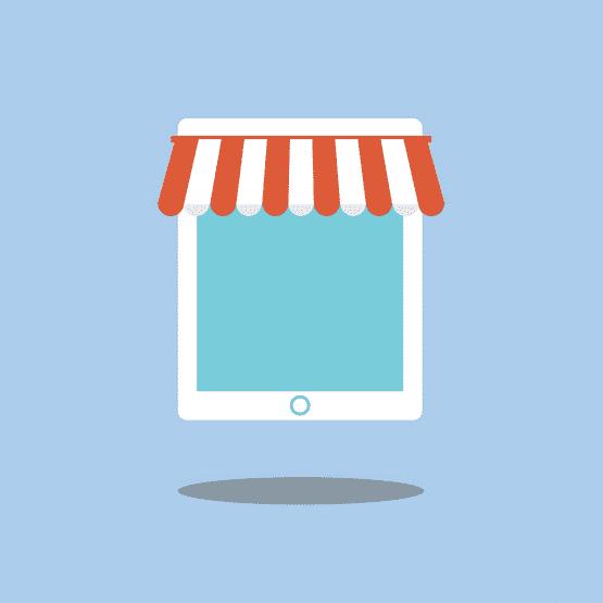 Marketplace memungkinkan pemilik toko untuk mulai berjualan online dengan hanya menggunakan hp