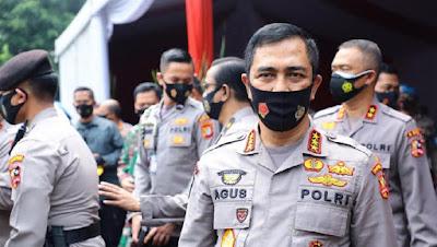 Komjen Agus Andrianto Kabareskrim Kantongi Calon Tersangka Kasus Penembakan di KM 50 Tol Jakarta-Cikampek