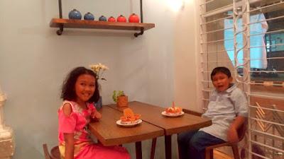 Gelato Matteo Citarasa Italia Pelopor Gelato di Semarang