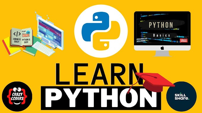 Python Basics: A Creative Approach [ Python for Beginners ] [Free Online Course] - TechCracked