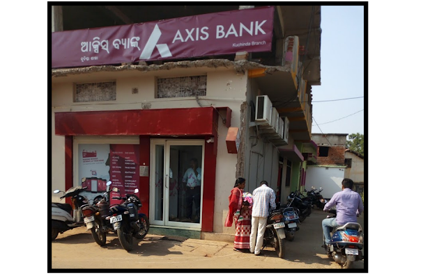 Axis Bank at Kuchinda