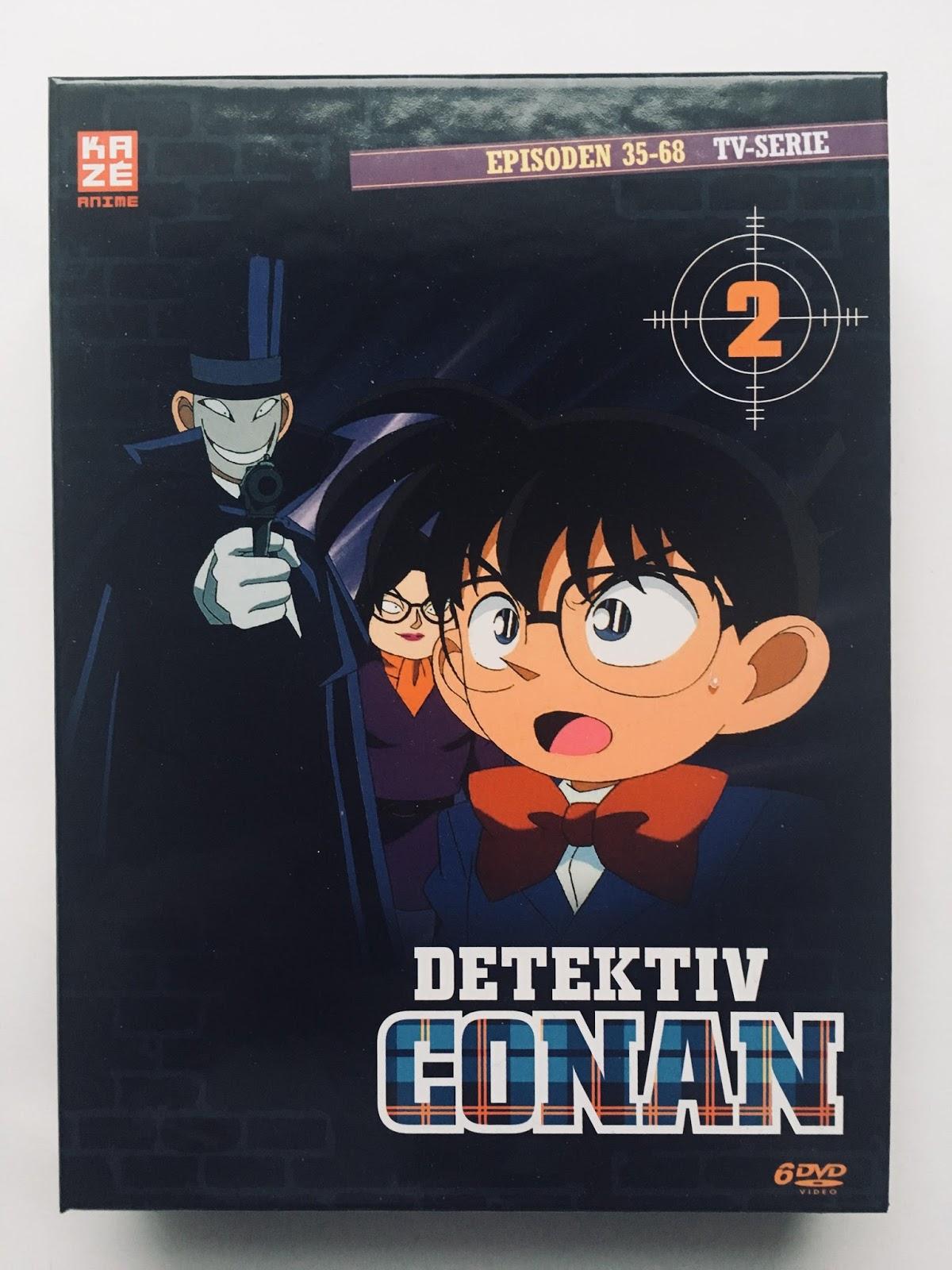 detektiv conan serie