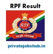 RPF Result
