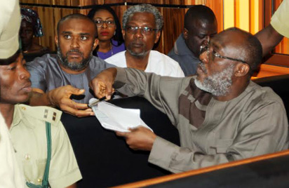 Metuh: I'll return N400m to show support for Buhari's anti-corruption war
