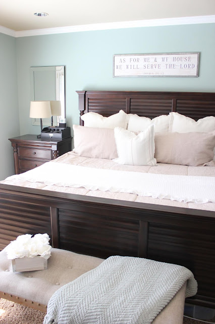 Master Bedroom Decor Ideas with Beddy's