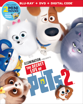 The Secret Life of Pets 2 [2019] [DVD/NTSC – R1] Ingles, Español Latino