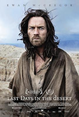 ostatnie dni na pustyni film recenzja plakat ewan mcgregor