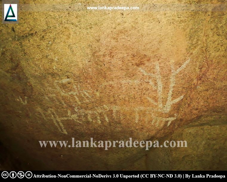 Vedda paintings