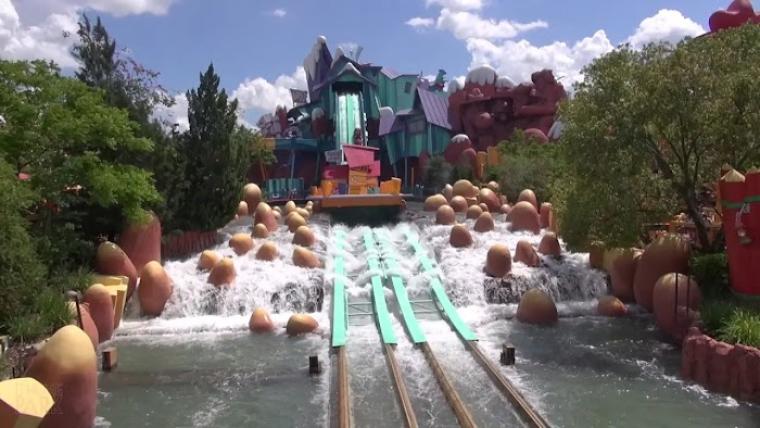 Dudley Do-Right's Ripsaw Falls | Adventure Islands in Orlando
