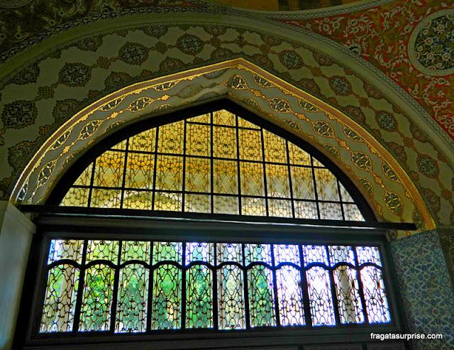 Harém do Palácio de Topkapi, em Istambul