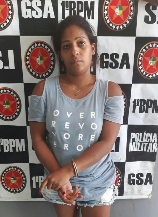 """""""FOMINHA"""" - Mulher é presa com 55 celulares roubados em carnaval no Maranhão"""
