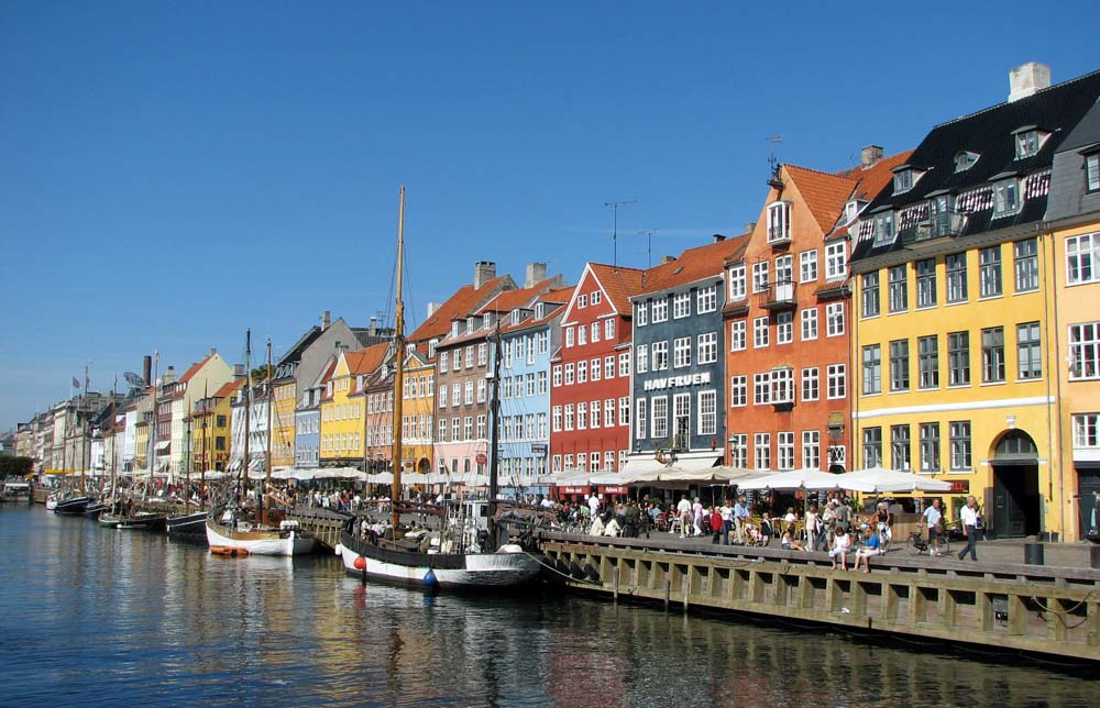 København, Hovedstad i Danmark