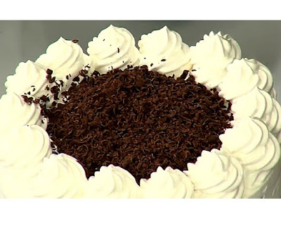 How to make black forest cake at home step by step