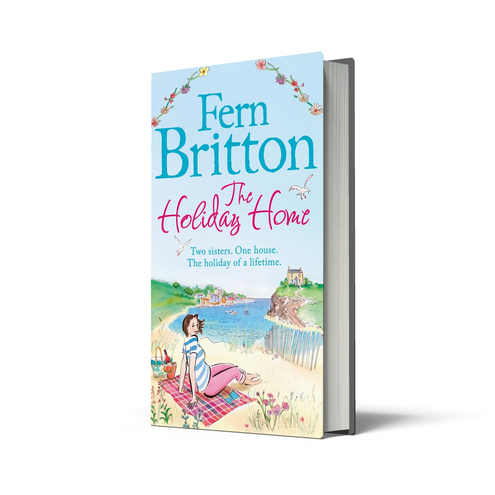 The Holiday Home by Fern Britton | CHOCOLATE & CROISSANTS