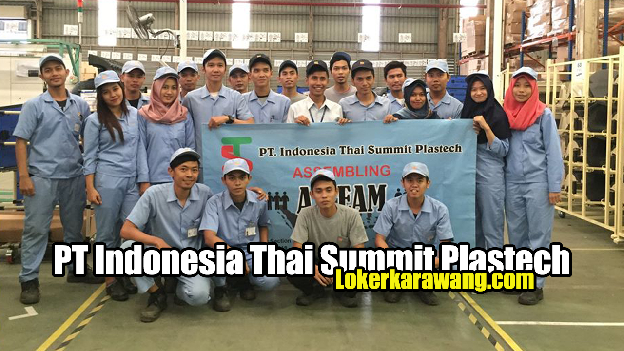 PT Indonesia Thai Summit Plastech Karawang