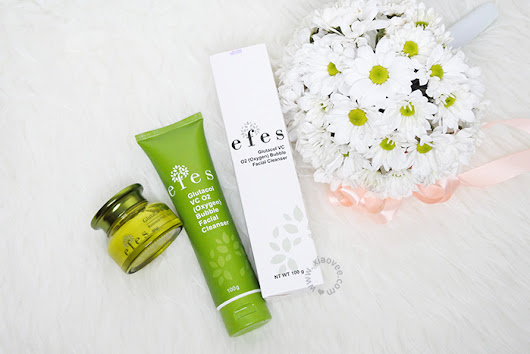 Efes Skin Care - Facial Cleanser & Mask [review]