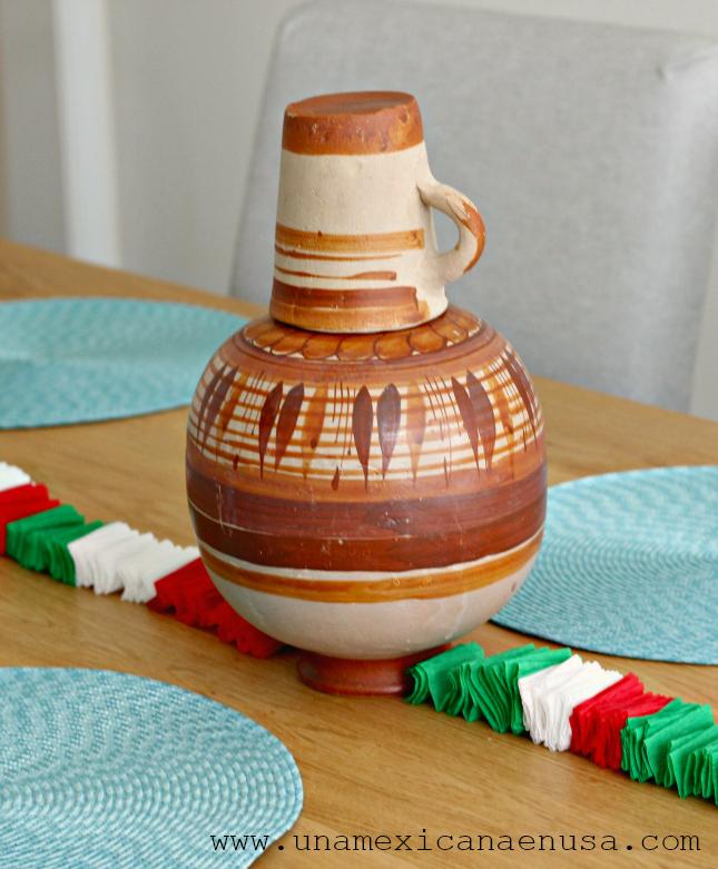 Cómo hacer 3 guirnaldas tricolor para tu Fiesta Mexicana  by www.unamexicanaenusa.com