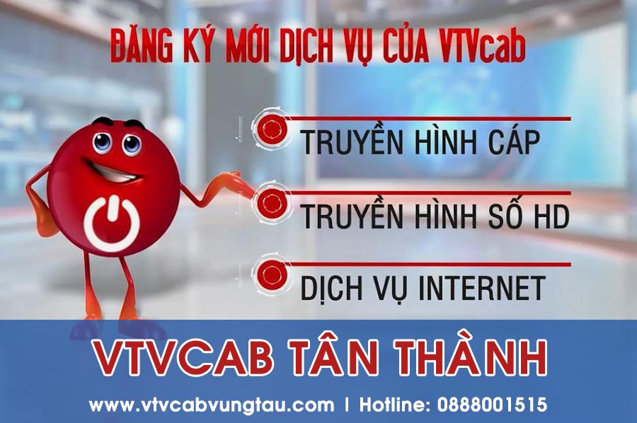 VTVcab huyện Tân Thành - Đơn vị lắp đặt truyền hình cáp và internet VTVCab
