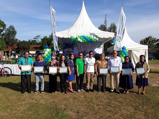 Dukung Program JKN-KIS, Klinik Sutra Medical Centre (SMC) dapat penghargaan