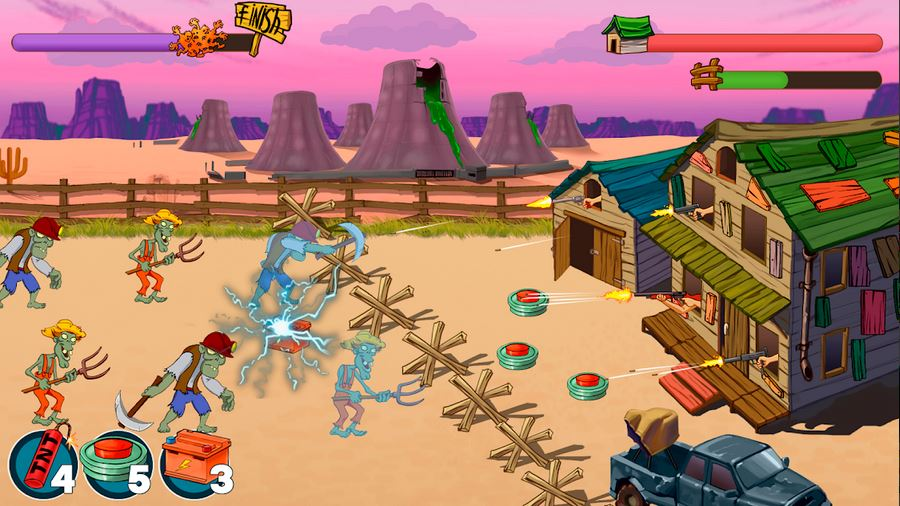 Download Zombie Ranch MOD APK 2