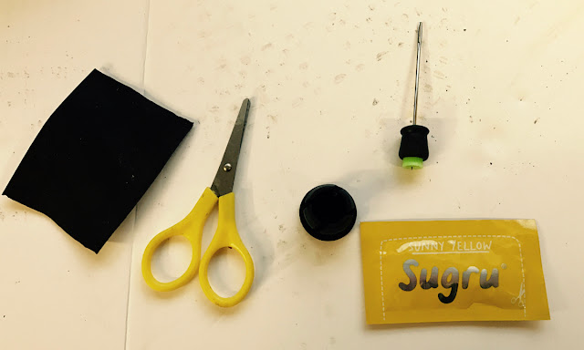 How to make a tubeless tyre repair plug to house in your bar end