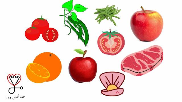 أطعمة غنية بالكروم (الكروميوم)