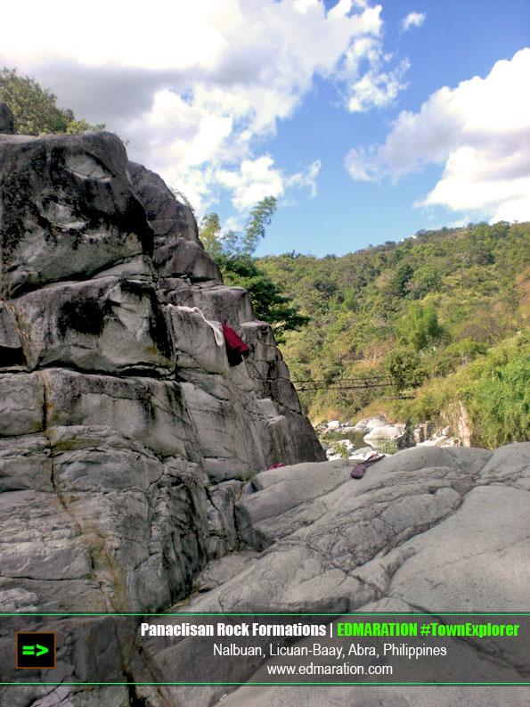 Panaclisan Falls | Licuan-Baay, Abra