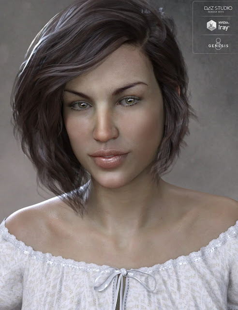 Anise Texture Set for Genesis 8 Female