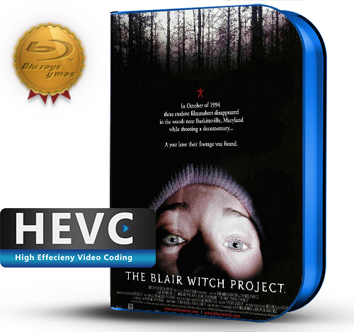 The Blair Witch Project  (1999) 1080P HEVC-8Bits BDRip Latino/Ingles (Subt.Esp)(Terror)