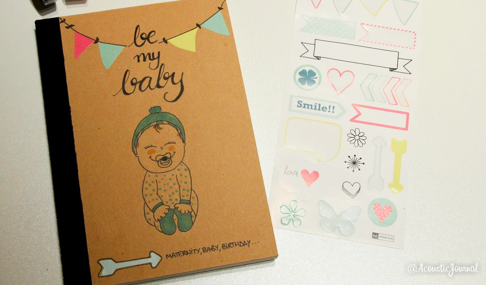 Ideas Para Decorar Tu Libreta My Acoustic Journal Ilustraciones Craft Y Bebes Ideas Para