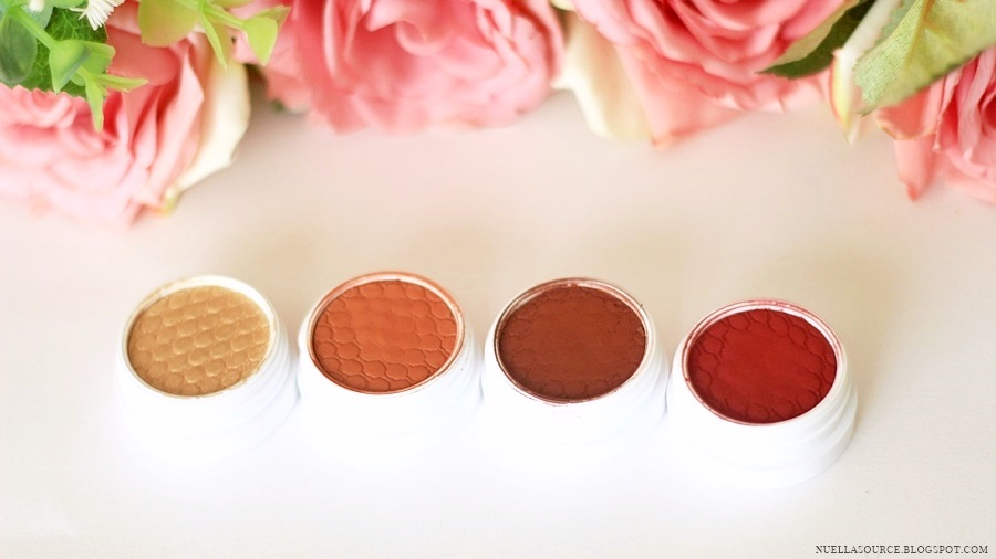 Colourpop super shock shadow zingara shades