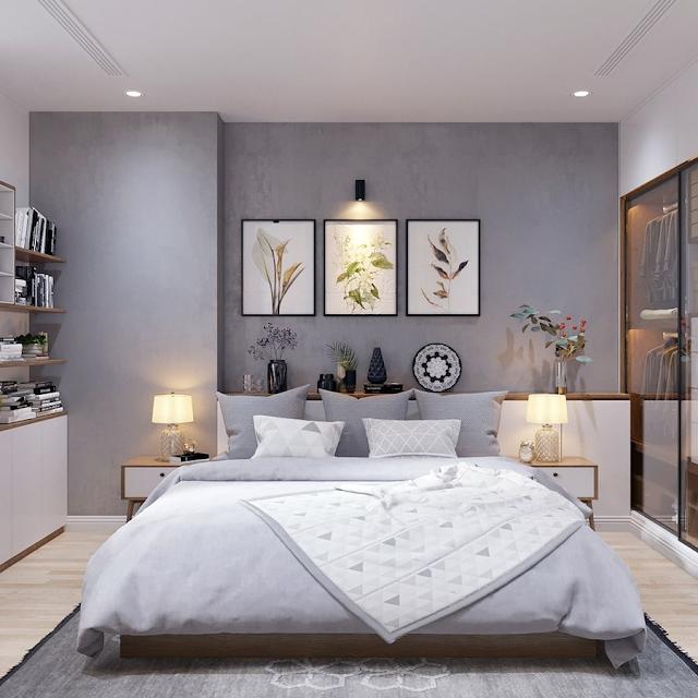 Cách bố trí ánh sáng trong phòng ngủ
