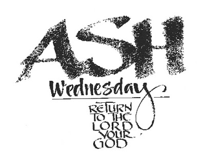 Ash Wednesday Images 2