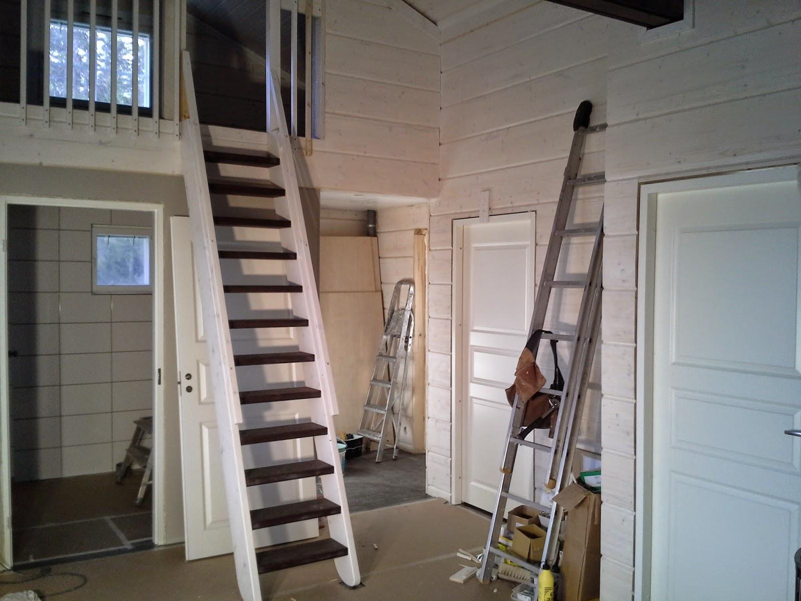 mökin parven portaat