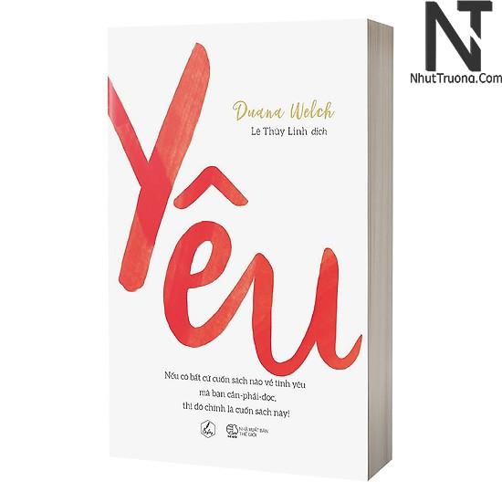 Yêu Ebook PDF/PRC/MOBI/EPUB