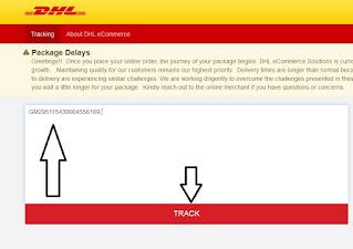تتبع الشحنات المرسلة عبر البريد الدولى ومعرفة مكانها بالتحديد داخل بلدك