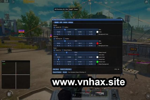 DEGO-GH Hack Season 11 - How to hack PUBG Emulator PC no ban - Pubg hack 0.16.5 | Esp, Aimbot,No Recoil