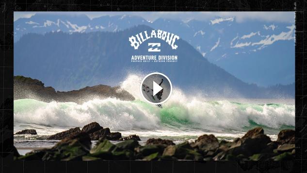 A Div Alaska Billabong Adventure Division x Chris Burkard Studio