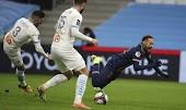 إصابة قوية لـ نيمار قبل مواجهة برشلونة في دوري ابطال اوروبا