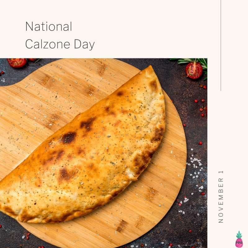 National Calzone Day Wishes Images