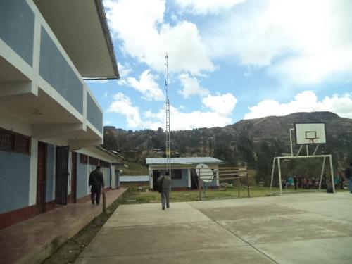 Colegio TRILCE - Cascabamba