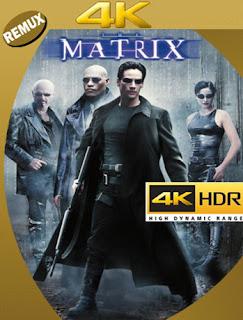Matrix (1999) BDRemux [4K HDR] (Castellano-Inglés) [Google Drive] Panchirulo