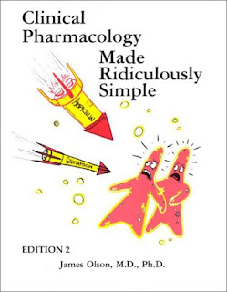 Clinical Pharmacology Made Ridiculously Simple 2nd edition pdf free download