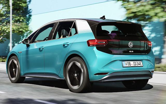 Volkswagen quer acidentes zero até 2020 com ID3