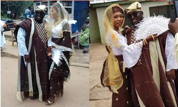So sad: Bride becomes a widow on wedding day, as groom dies