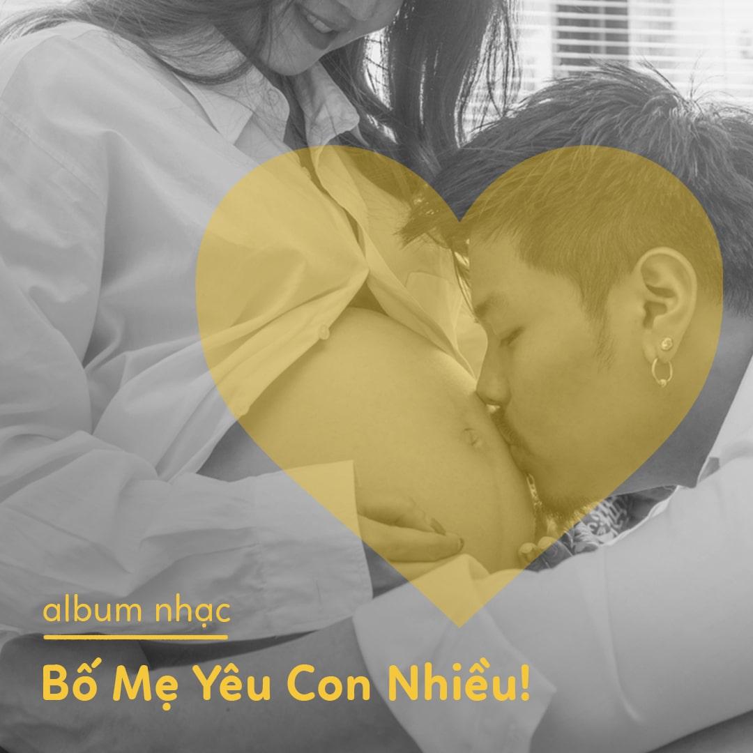 [A79] List nhạc thai giáo Mẹ Bầu nghe, Con hình thành nhân cách tốt