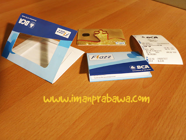 Foto e-Ticket Transjakarta
