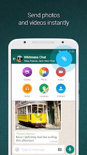 WhatsApp Messenger MOD APK v2.20.130 (Dark With Privacy)