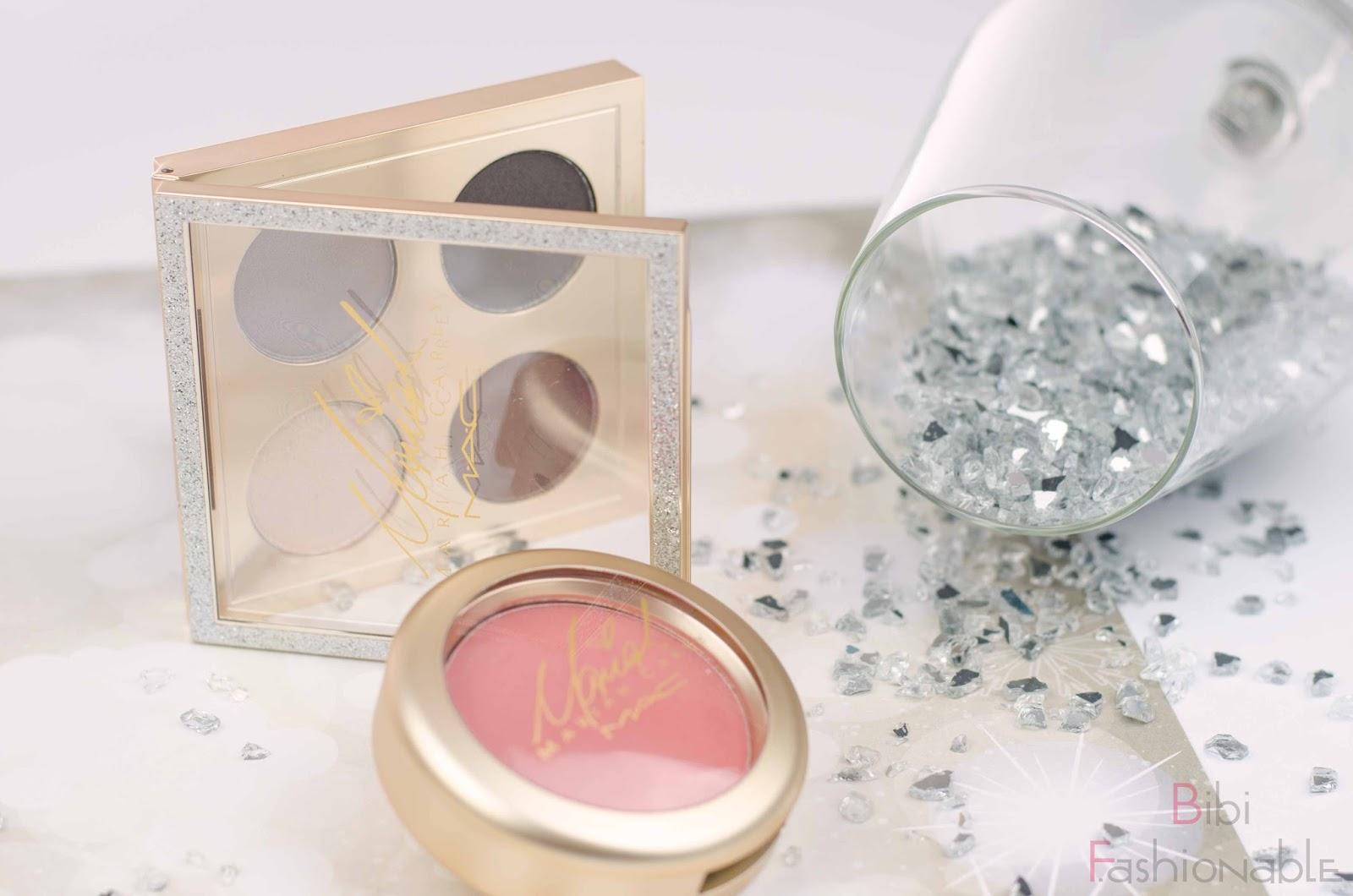 MAC Limited Edition Mariah Carey Eye Shadow x4 Its Everything